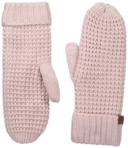Bickley&Mitchell Women's Thermal Knit Mitten with Faux Sherpa Lining