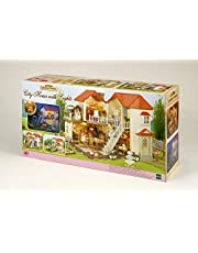 Sylvanian Families City House with Lights Toys -SF2752