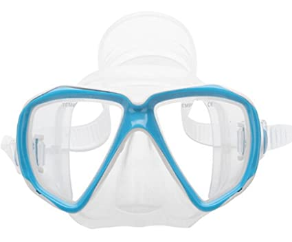 40e43857f9c Greenery-GRE Junior Kids Youth Diving Masks Silicone Waterproof No Leaking  Anti-Fog Wide