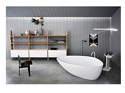Vasca Da Bagno Agape Prezzi : Vasca da bagno agape drop vasca da bagno avas1097z: amazon.it: casa