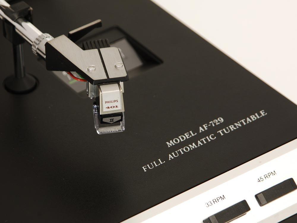Philips AF de 729 Tocadiscos: Amazon.es: Electrónica