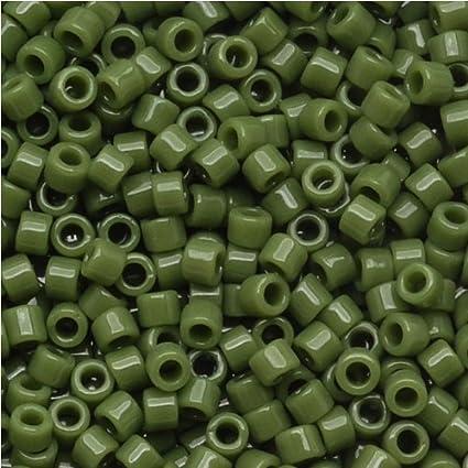 7g Tube of MIYUKI DELICA 11//0 Japanese Glass Cylinder Seed Beads Part 2