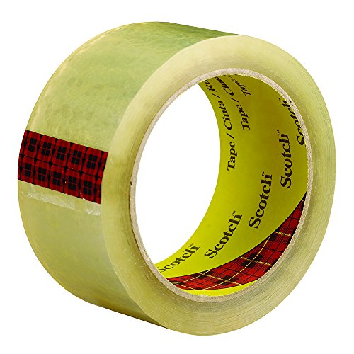 3M 3743 Carton Sealing Tape, 2'' x 55 yd. by Ship Now Supply