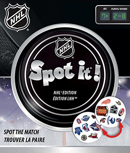 MasterPieces NHL League Version Spot It