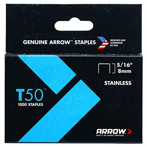 Arrow Staples Pk Of 1000