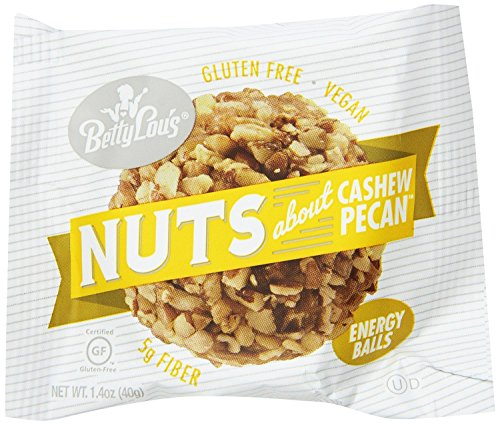Betty Lou's - Nuts About Cashew Pecan Energy Balls Box