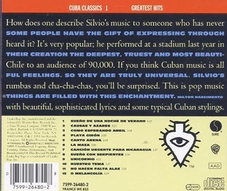 Los Clasicos de Cuba 1: Silvio Rodriguez: Amazon.es: Música