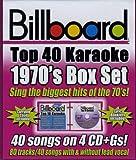 Billboard Top 10 Karaoke: 1970's Box Set
