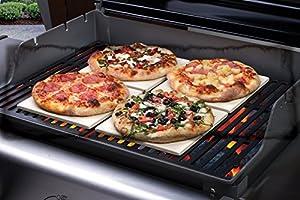 Grilling Traditions - Set de 4 piedras para mini pizzas   Piedras ...