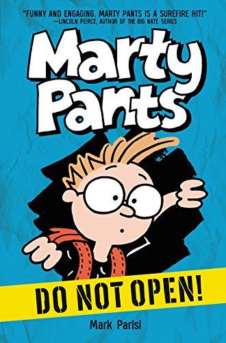 Marty Pants #1: Do Not Open! ebook