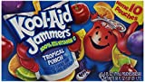 Kool-Aid Jammers Tropical Punch 10 ct, 6 oz