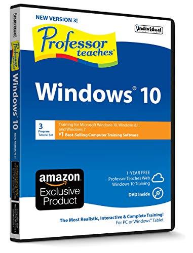 Professor Teaches Windows 10 - Version 3 (Windows 7 Professor)