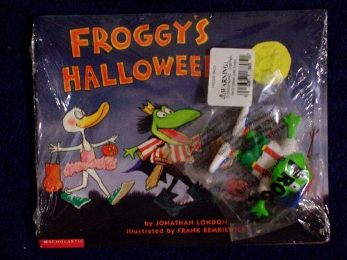 Froggy Pack, 2 Books and Bendable Froggy figure]()