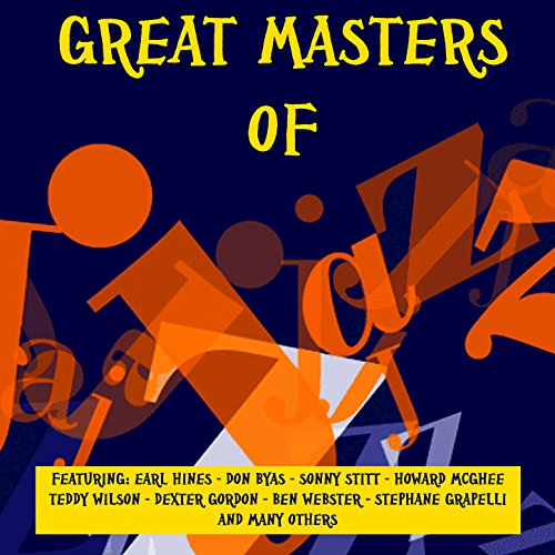 Great Masters of Jazz
