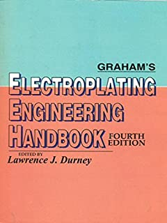Amazon nickel and chromium plating third edition woodhead grahams electroplating engineering handbook fourth edition fandeluxe Gallery