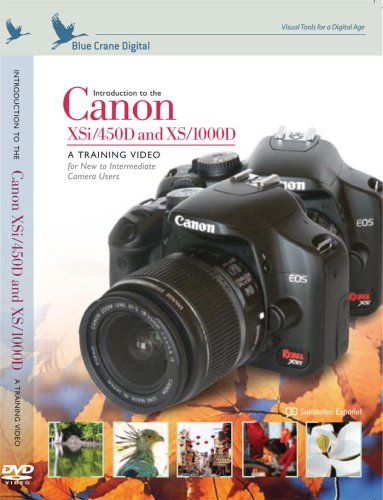 Introduction to the Canon XSI/450D and XS/1000D