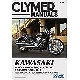 kawasaki 900 vulcan classic - Clymer Kawasaki Vulcan 900 Classic, Classic LT & Custom (2006-2013)