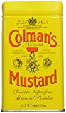 Colman's Dry Mustard Powder, 4-Oz, Pack of 4