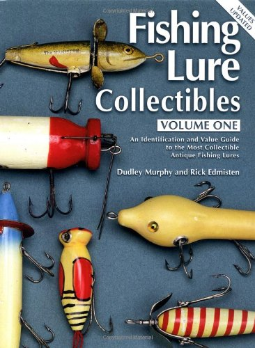 Fishing lure collectibles vol 1 an identification and for Collectible fishing lures