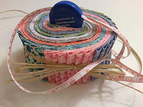 Grandma'S Calico Jelly ROLL for Quilting, 42 2.5