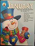img - for January: Full-Color Monthly Activities for Grades 1-3 book / textbook / text book