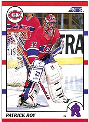 1990-91 Score & Rookie Traded Montreal Canadiens Team Set with Chris Chelios & 5 Patrick Roy - 26 Cards
