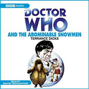 Doctor Who and the Abominable Snowmen Hörbuch