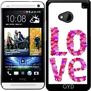 Funda para Htc One M7 - Amor by Andrea Haase