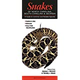 Snakes of North Carolina, South Carolina & Georgia: A Guide to Common & Notable Species (Quick Reference Guides)