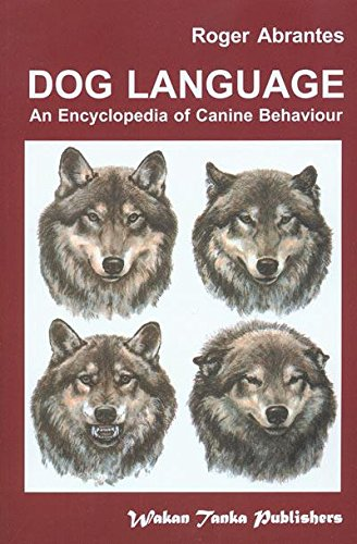 Dog Language: An Encyclopedia of Canine Behavior by Direct Book Service
