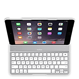 Belkin QODE Ultimate Keyboard Case for iPad Air 2 (White)