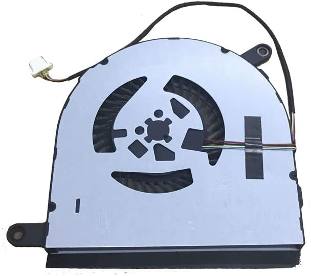 Laptop CPU Cooling Fan for DELL Inspiron 17 7778 7779 P30E 023.1006N.0011 0YJ94J YJ94J DC5V 0.5A New and Original