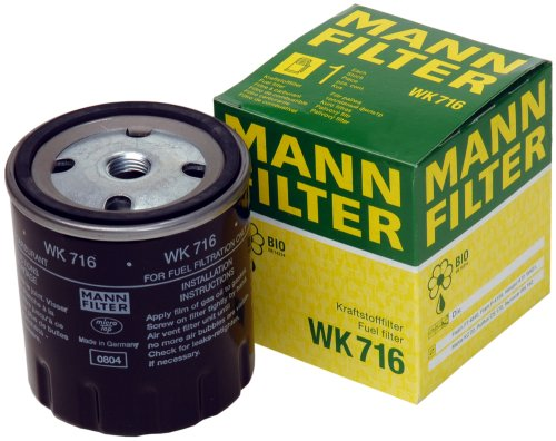 Mann-Filter WK 716 Fuel Filter