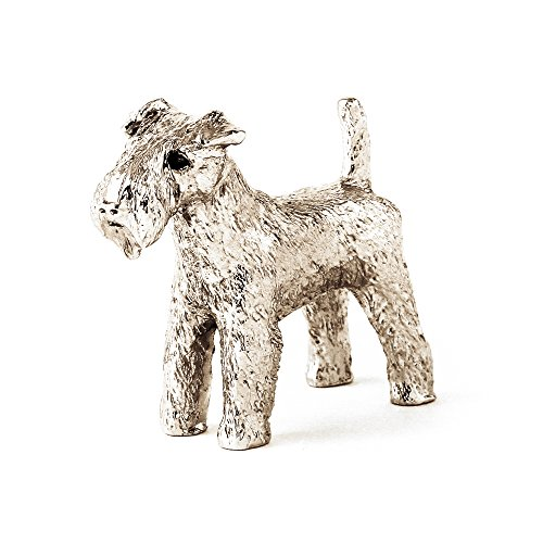 Lakeland Terrier Made in UK Artistic Style Dog Figurine Collection