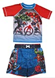 Dreamweave Boys Rash Guard Set Avengers Size 7