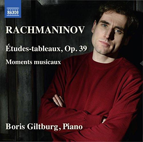 Rachmaninoff: Études-tableaux,...