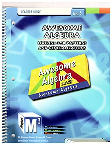 Project M3: Level 3: Awesome Algebra: Looking For Patterns