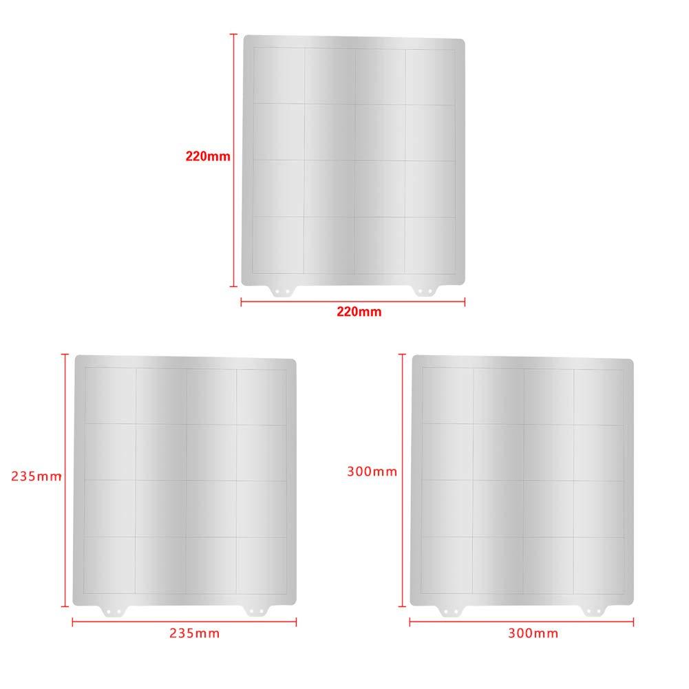 szdc88 - Placa de impresión magnética para impresoras 3D ...
