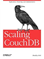 Scaling CouchDB Front Cover
