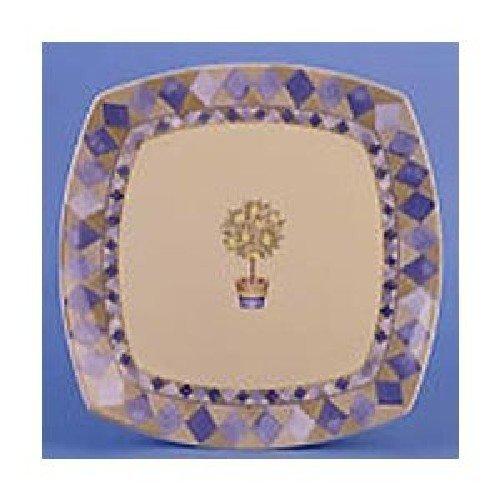 Royal Doulton Carmina #TC1277 Buffet Plate(s) Square