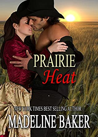 book cover of Prairie Heat