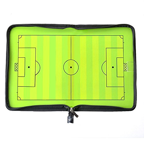 AGPtEK Football /Soccer Coach Magnetic board Winning strategy board with Marker pieces (Soccer Magnetic Board compare prices)