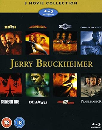 Pack: Jerry Bruckheimer Collection 8 Películas Reino Unido Blu-ray ...