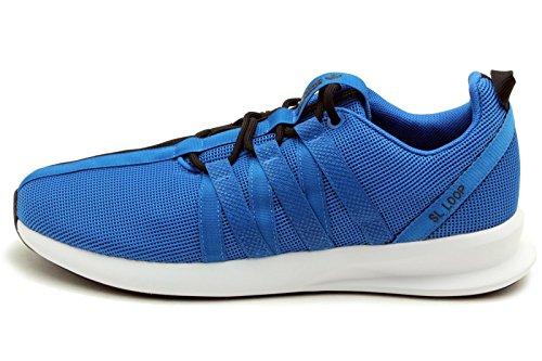 Adidas Mens SL LOOP Racer Blue/Black C77007 5