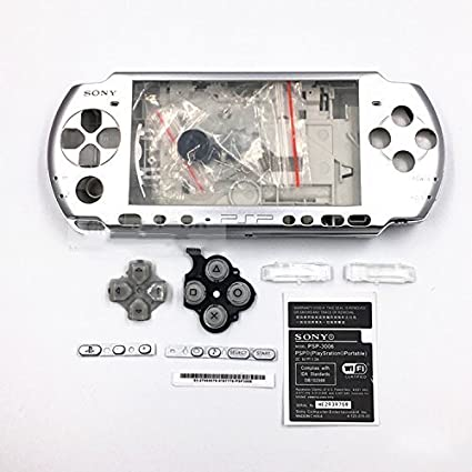 Amazon.com: Full Shell Housing Case Cover with Buttons Kit ...