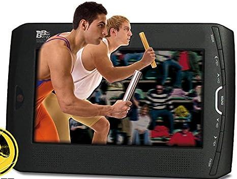 Easy TV HD Traveler. Televisor portátil alta definición. Pantalla ...