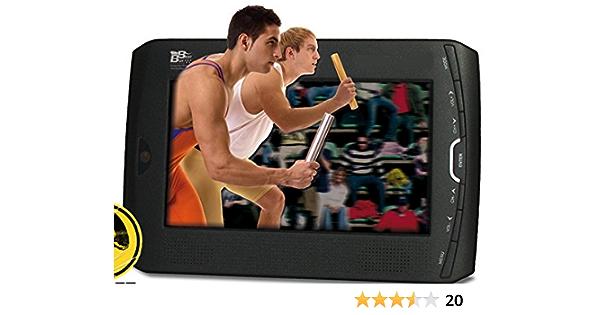 Easy TV HD Traveler. Televisor portátil alta definición. Pantalla LCD 7 pulgadas y sintonizador TDT HD. Reproduce archivos MKV: Amazon.es: Hogar
