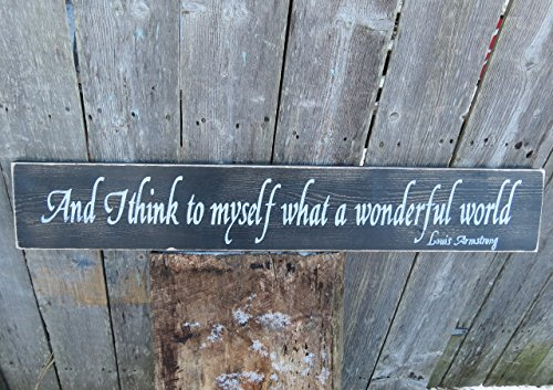 hand painted wood signs - 1