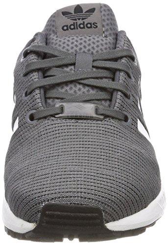 J adidas de Fitness Ftwbla Mixte Flux Gris Negbás ZX Chaussures Gricin 000 Adulte rqwAErO
