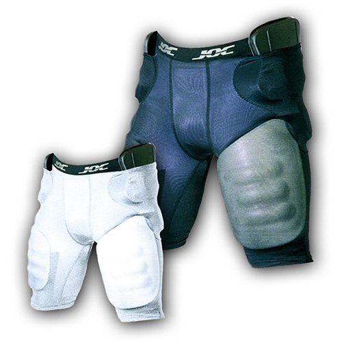WSI Men's 6 Pocket Girdle, White,